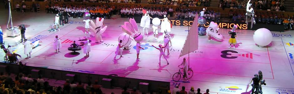 Special Olympics '06