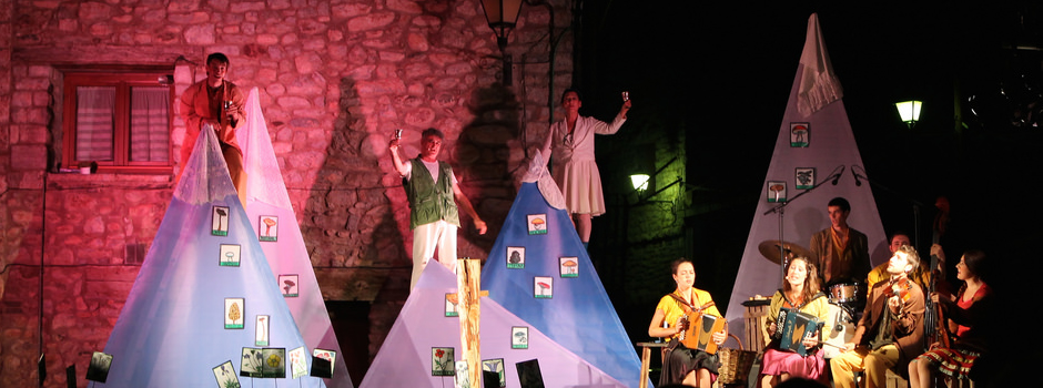 Monts, faula musical del Pirineu